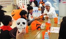 Children's English Halloween party