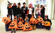 Children's English Halloween party