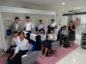 長岡市立向陽中学校