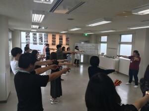 2019よさこいB練習①